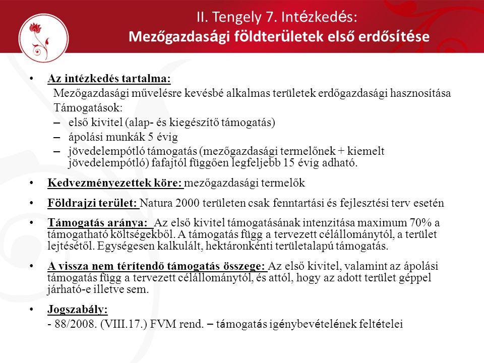 II. Tengely 7.