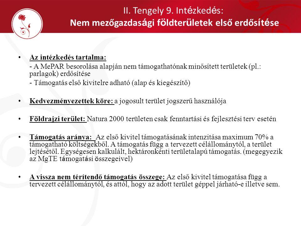 II. Tengely 9.