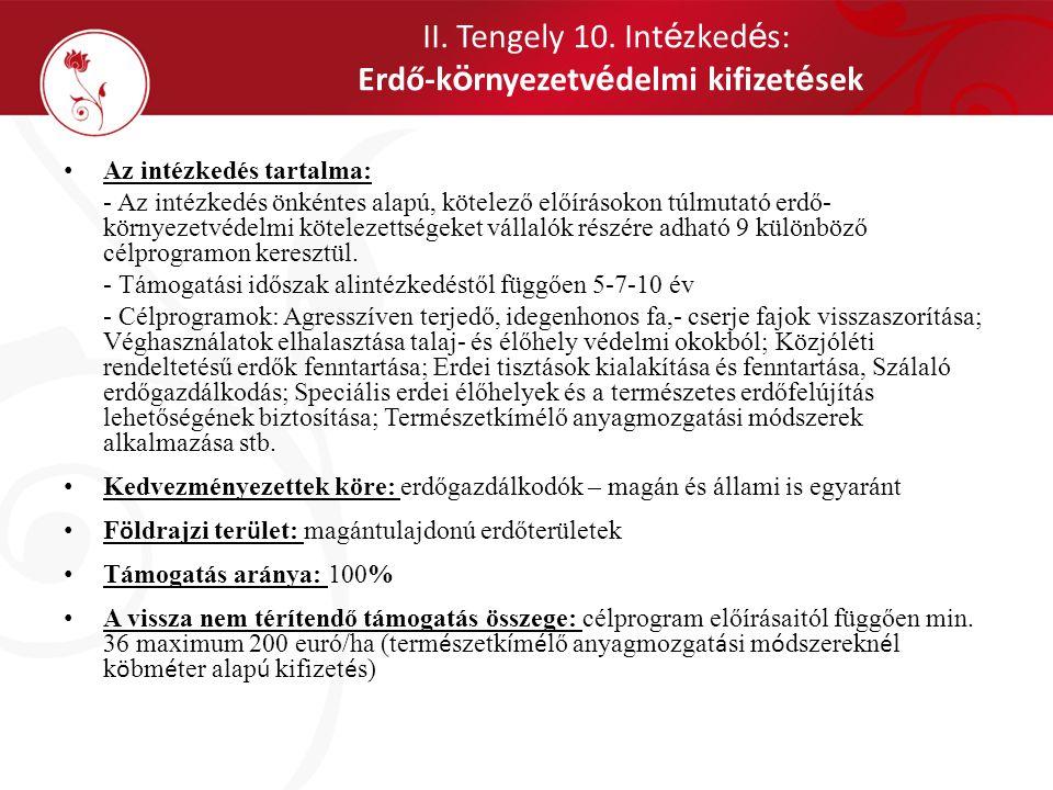 II. Tengely 10.