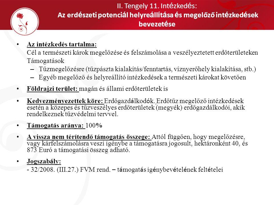 II. Tengely 11.