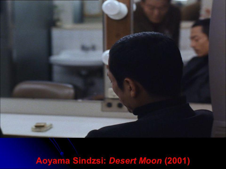 Aoyama Sindzsi: Desert Moon (2001)