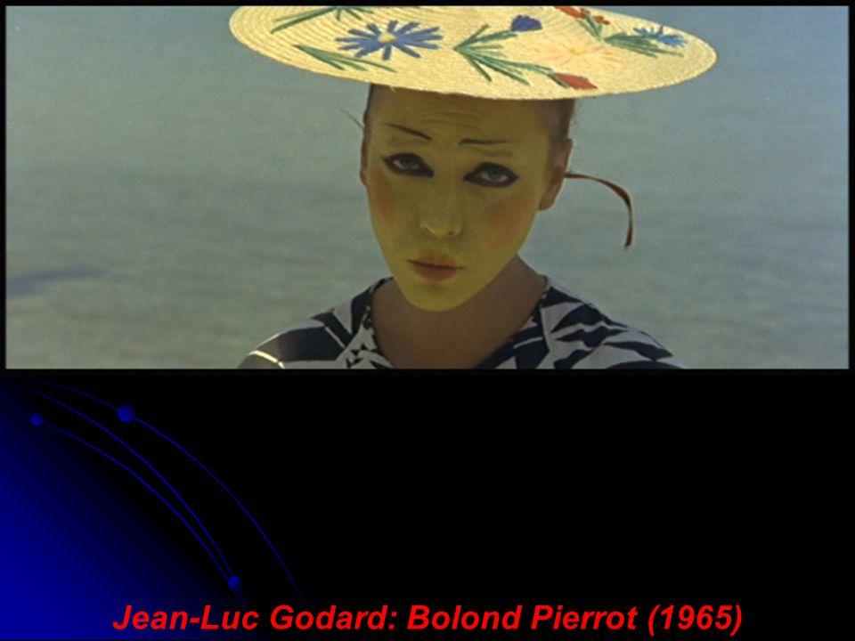 Jean-Luc Godard: Bolond Pierrot (1965)