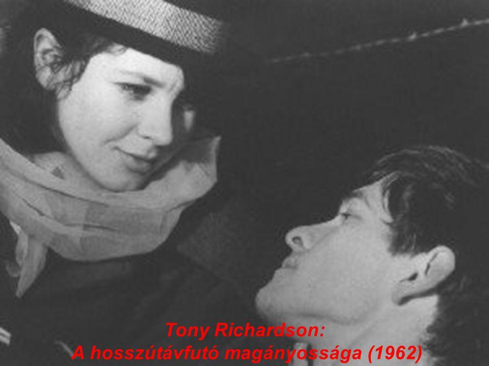 Tony Richardson: A hosszútávfutó magányossága (1962)