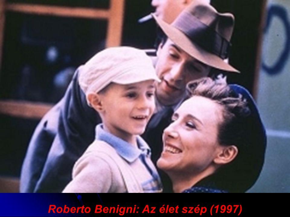 Roberto Benigni: Az élet szép (1997)