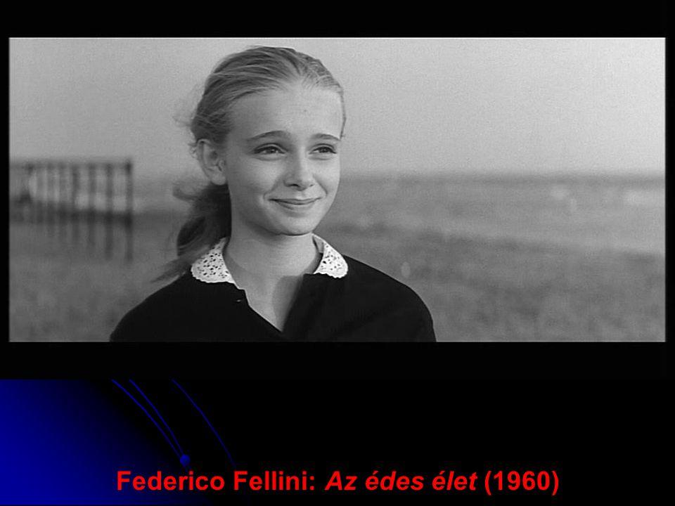 Federico Fellini: Az édes élet (1960)