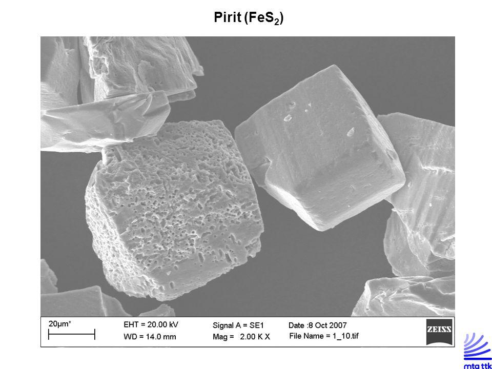 Pirit (FeS 2 )