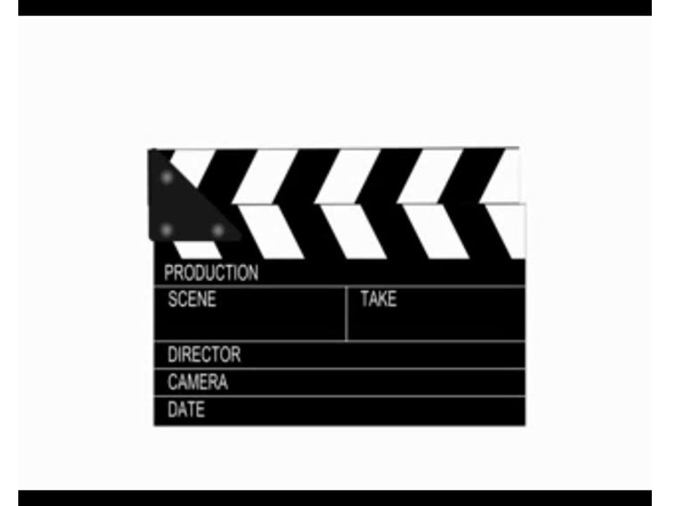 Filmalkotások esetében ez kétféleképpen történhet.