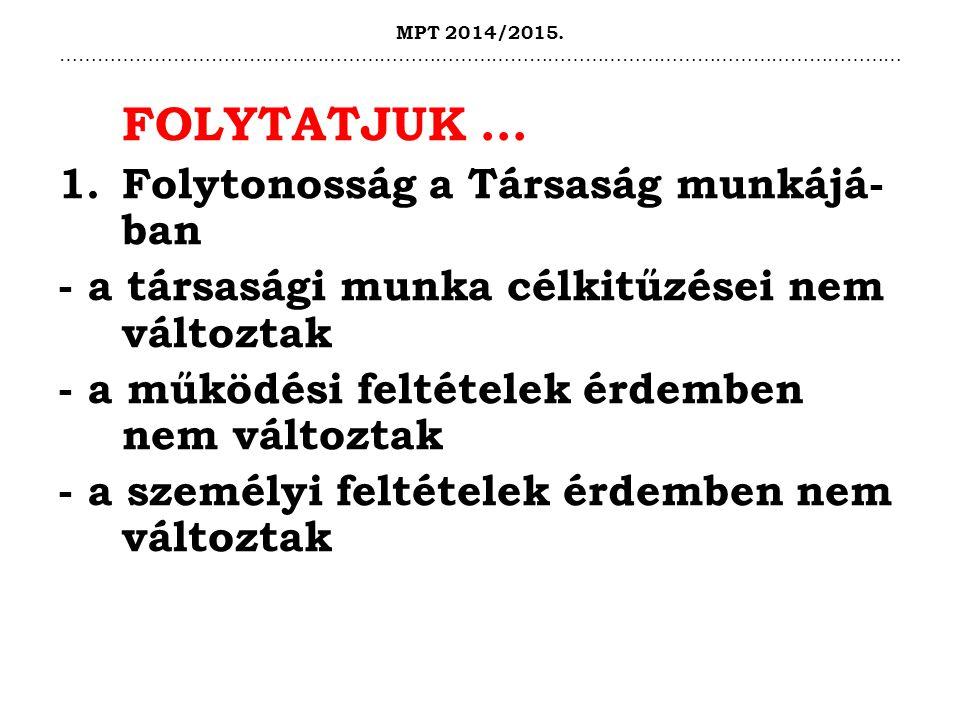 MPT 2014/2015.