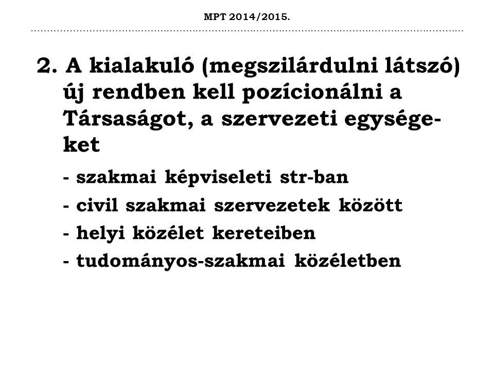 MPT 2014/2015. ……………………………………………………………………………………………………………………… 2.