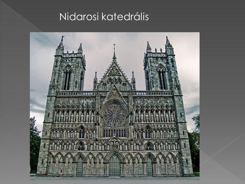 Nidarosi katedrális