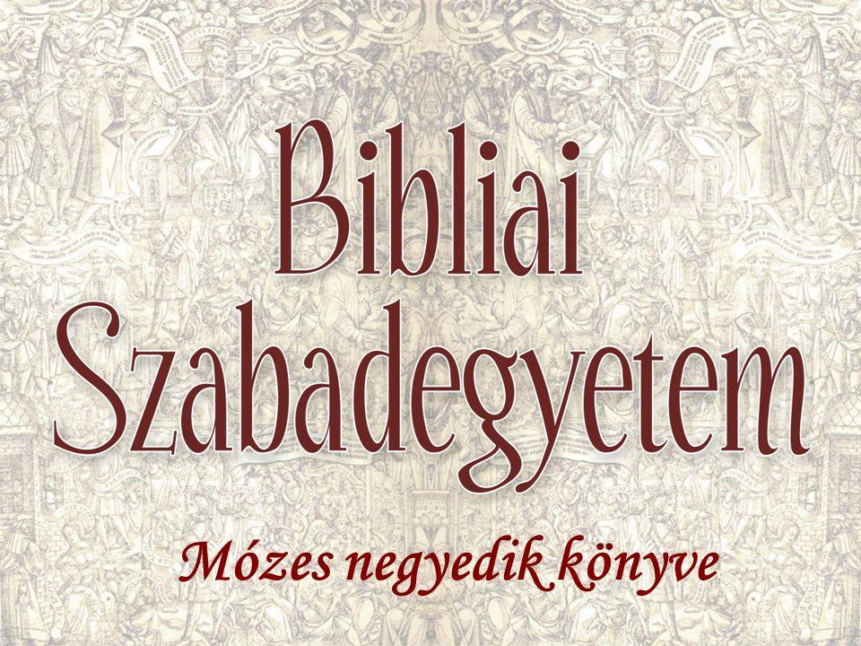 Mózes negyedik könyve