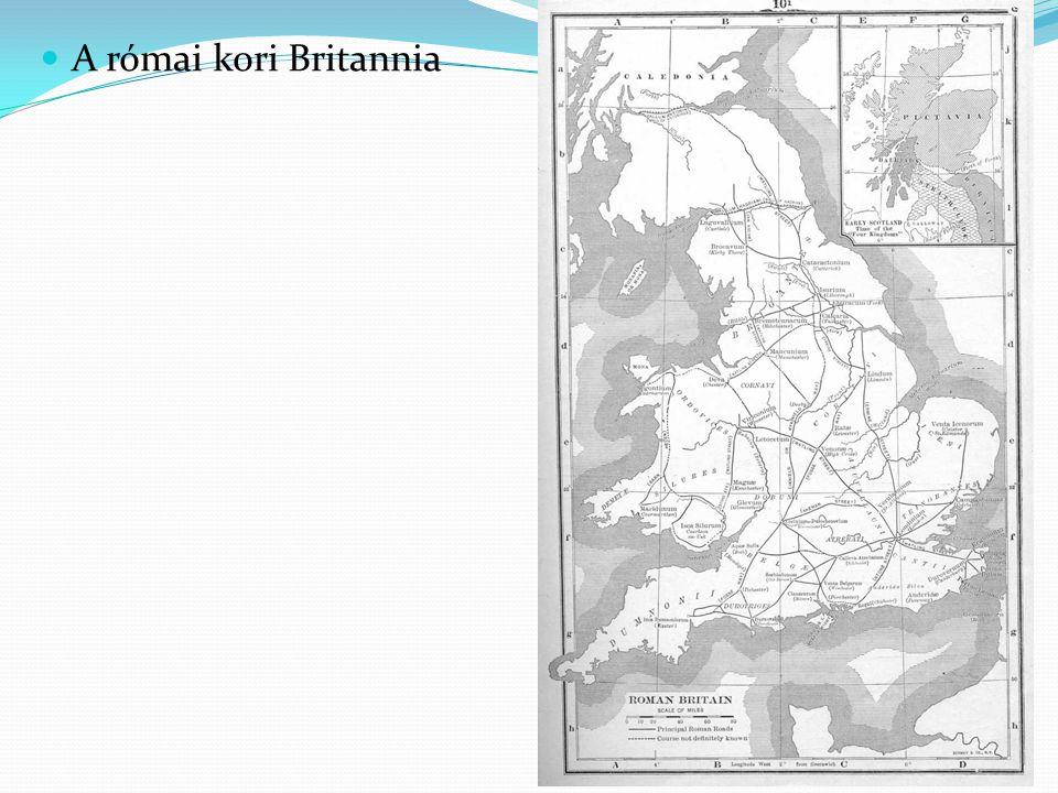 Bevezető-Történelmi, földrajzi alapok Már az őskor és az ókor idején is az emberek elsősorban azért jöttek a Brit-szigetekre, hogy ásványkincseket bányásszanak (bronz, ón, szén).