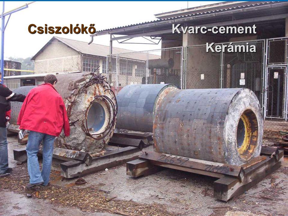 09:50 CsiszolókőKvarc-cement Kerámia