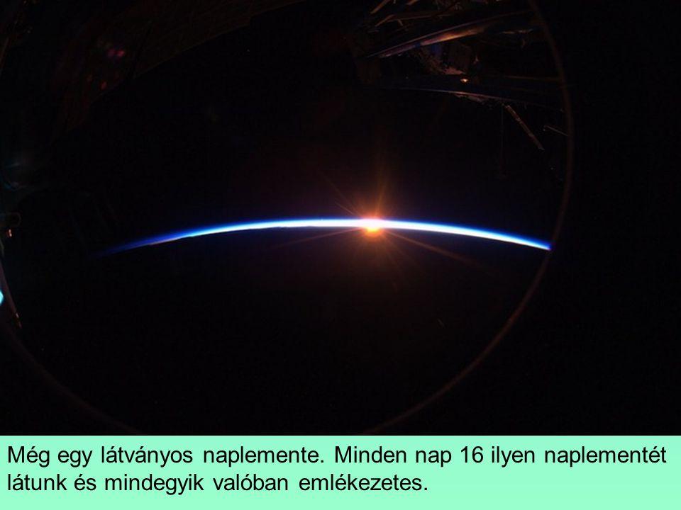 A Union 23C Olympus egység csatlakozott a nemzetközi űrállomáshoz.
