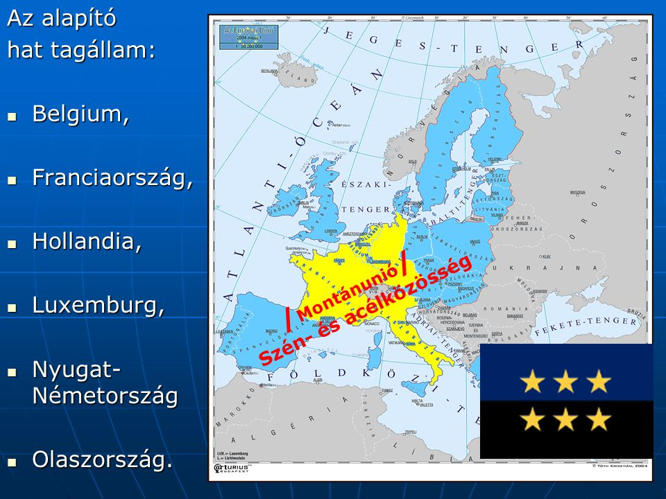 Az Európai Egyesült Államok ötlete már a 19.században megjelent Victor Hugo által.