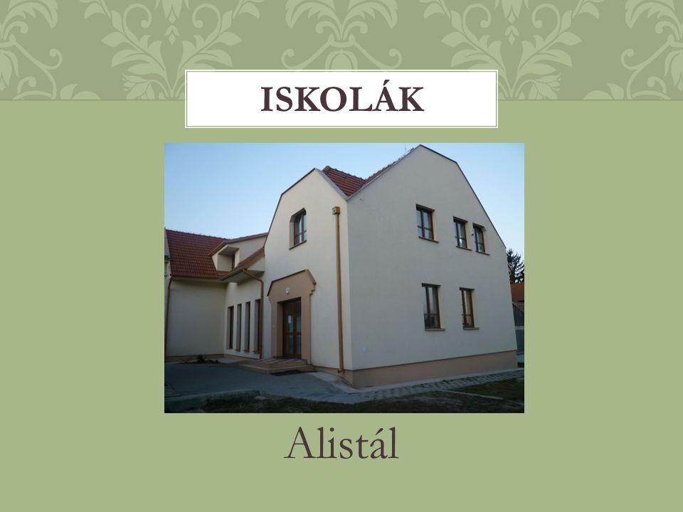 Alistál ISKOLÁK
