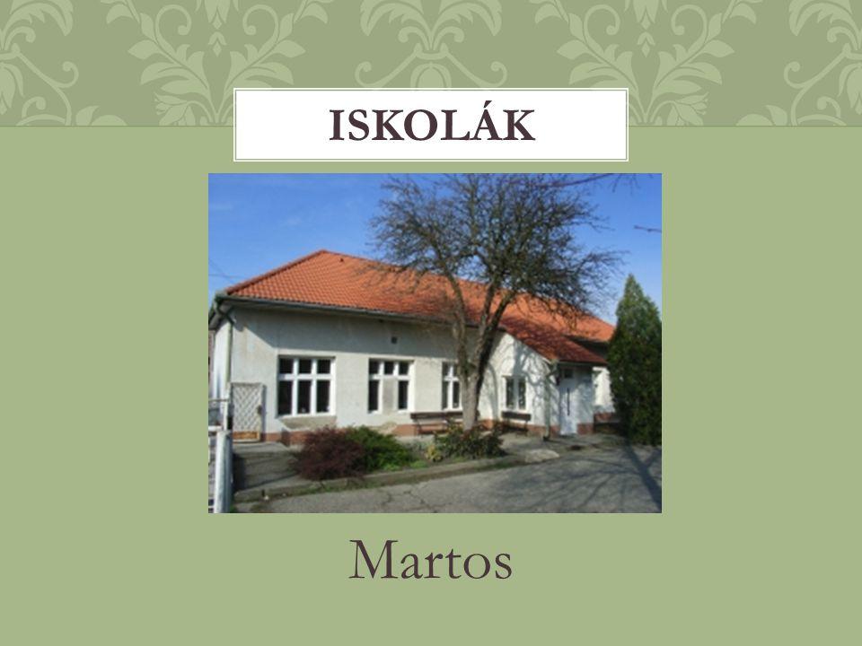 Martos ISKOLÁK