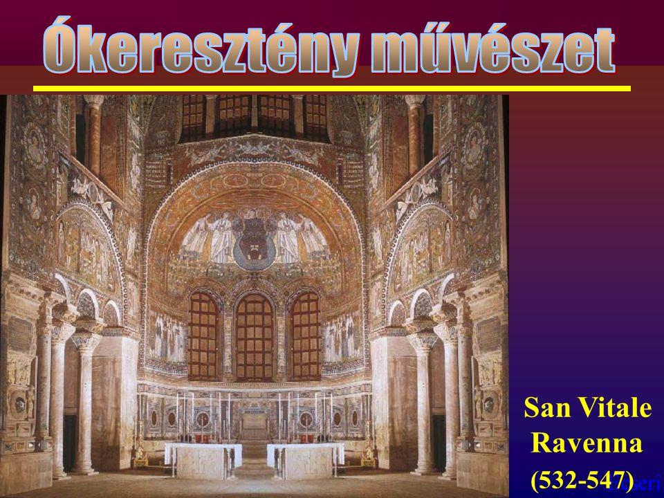 Ecseri San Vitale Ravenna (532-547)