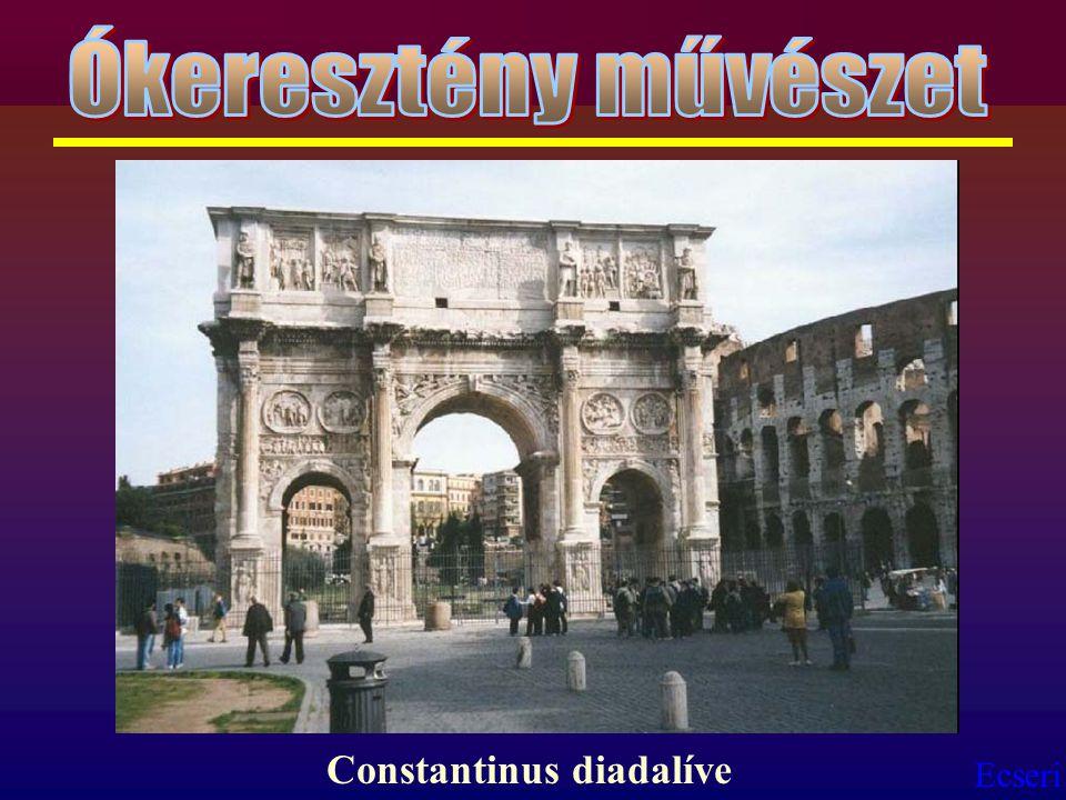 Ecseri Constantinus diadalíve