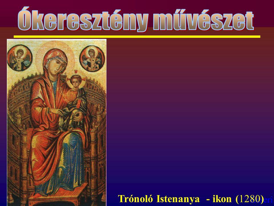Ecseri Trónoló Istenanya - ikon (1280)