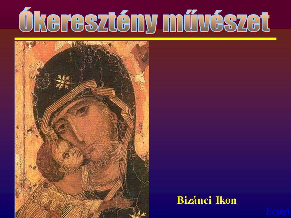 Ecseri Bizánci Ikon