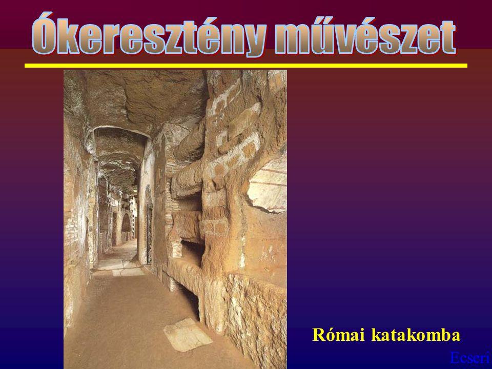 Ecseri Római katakomba
