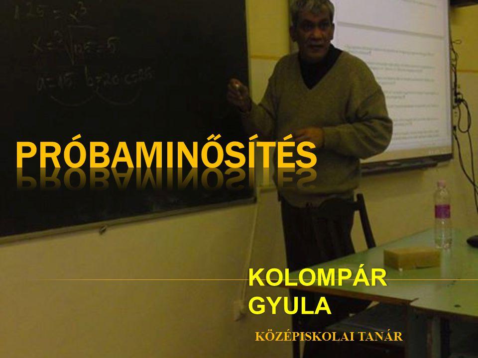""" """"Csapágycsésze készítése hidegalakítással (1985)  """"Diofantikus egyenletek (1992) """"Diofantikus egyenletek (1992)  """"Algebrai egyenletek Delphi programozási rendszerben (1997) """"Algebrai egyenletek Delphi programozási rendszerben (1997)  """"Másodrendű hiperfelületek (2004)Másodrendű hiperfelületek (2004) // Н.В.ЕФИМОВ-Э.Р.РОЗЕНДОРН : ЛИНЕЙНАЯ АЛГЕБРА И МНОГОМЕРНАЯ ГЕОМЕТРИЯ ИЗДАТЕЛЬСТВО ГЛАВНАЯ РЕДАКЦИЯ ФИЗИКО-МАТЕМАТИЧЕСКОЙ ЛИТЕРАТУРЫ МОСКВА, 1970.//  Az IBM PC rendszerszemléleti megközelítése az MS-DOS operációs rendszeren keresztül (1998) Az IBM PC rendszerszemléleti megközelítése az MS-DOS operációs rendszeren keresztül (1998)  Az Arany János Programokon belüli beiskolázási stratégia a salgótarjáni BLSZSZK Lorántffy Zsuzsanna Kollégiumban (2013) Az Arany János Programokon belüli beiskolázási stratégia a salgótarjáni BLSZSZK Lorántffy Zsuzsanna Kollégiumban (2013)  Erdős Pál élete Erdős Pál élete"""