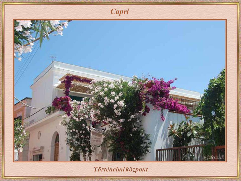 Capri Visszatérünk Caprihoz.