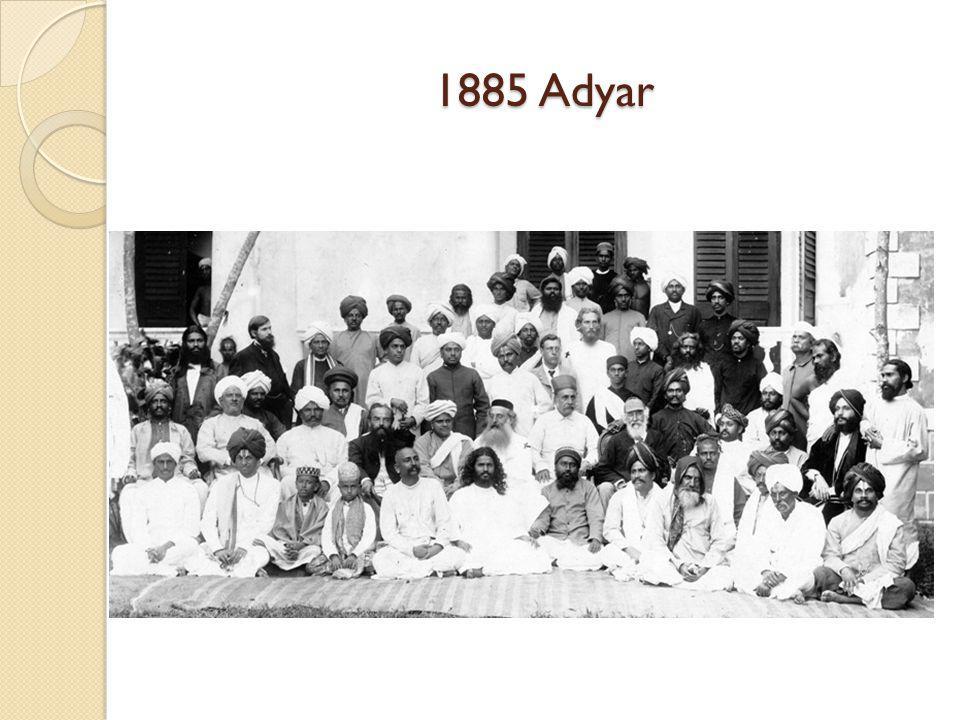 1885 Adyar