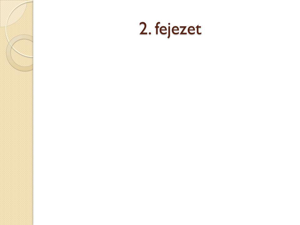 2. fejezet
