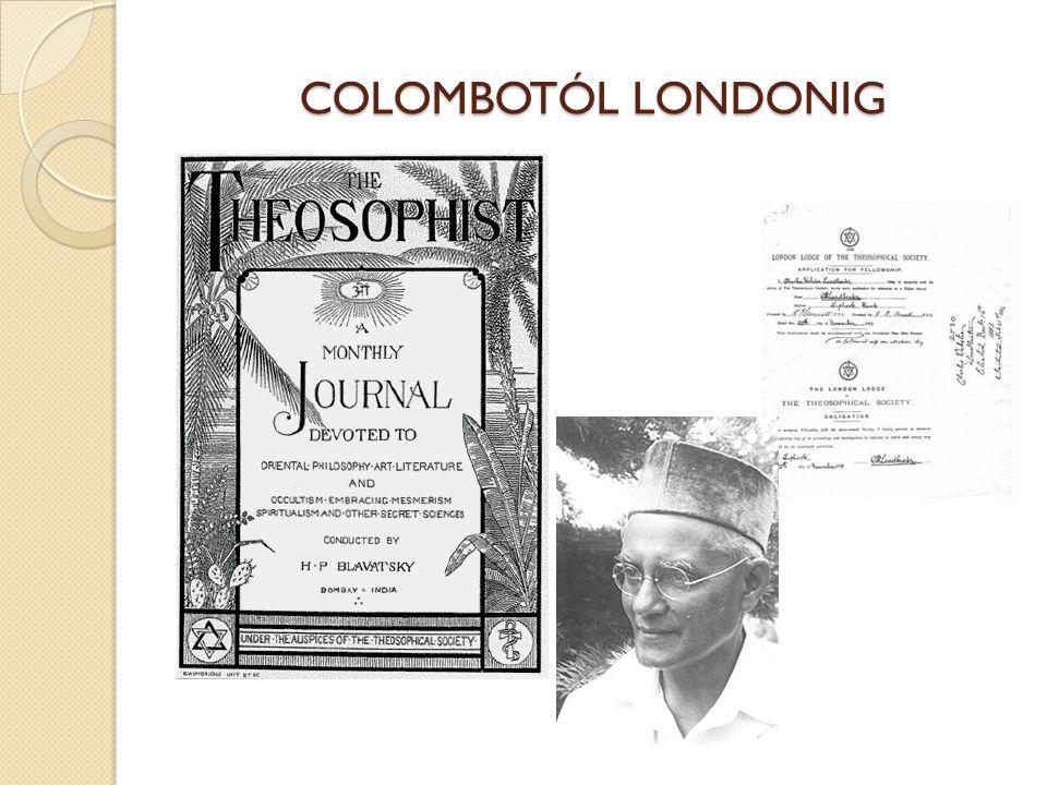 COLOMBOTÓL LONDONIG