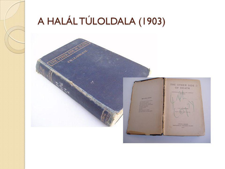 A HALÁL TÚLOLDALA (1903)