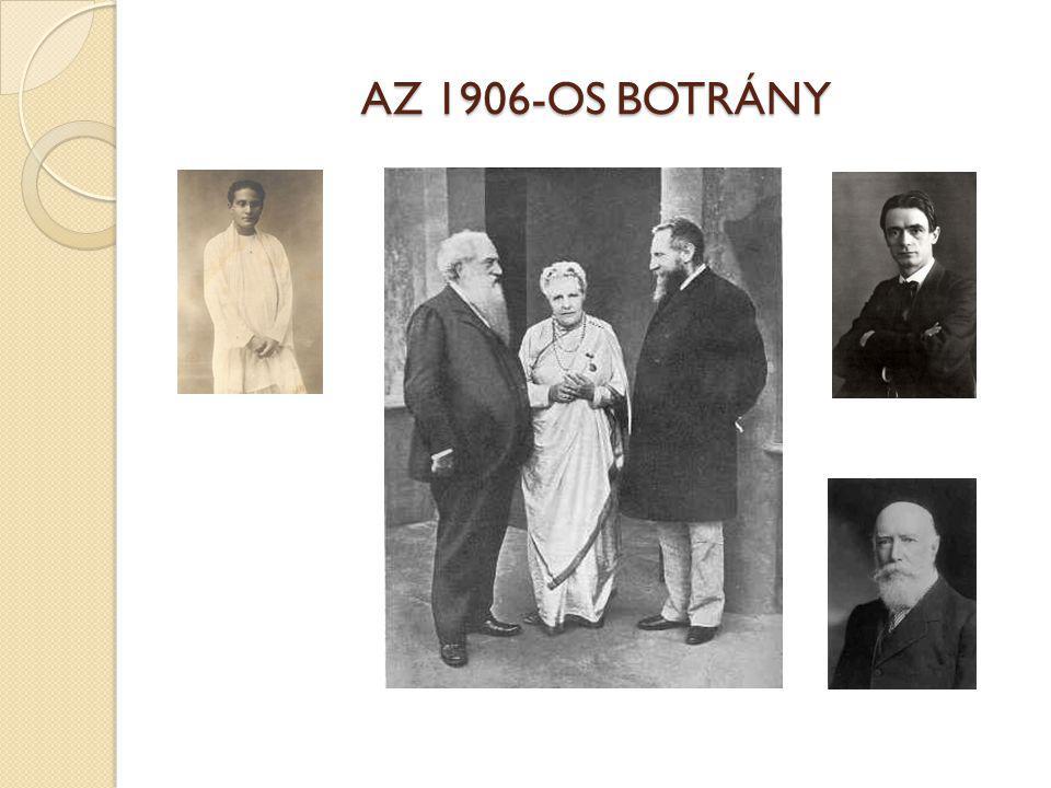 AZ 1906-OS BOTRÁNY