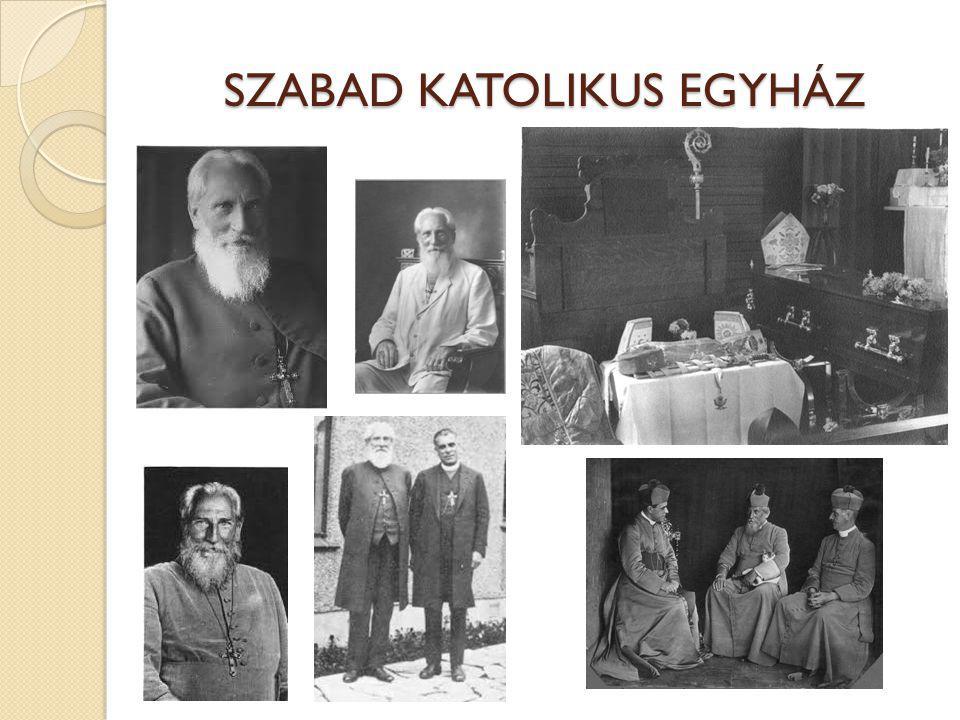 SZABAD KATOLIKUS EGYHÁZ