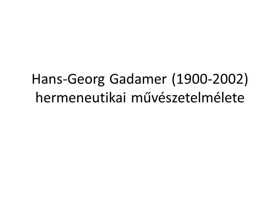 A hermeneutika rövid jellemzése Görög eredetű szó: ermeneüein: magyarázás, értelmezés, tolmácsolás, megnyilatkozás.