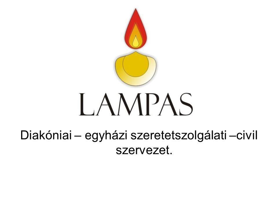 Diakóniai – egyházi szeretetszolgálati –civil szervezet.