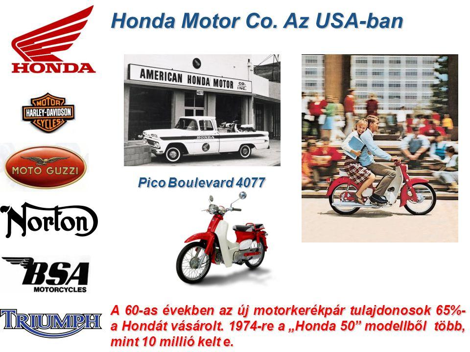 Honda Motor Co.