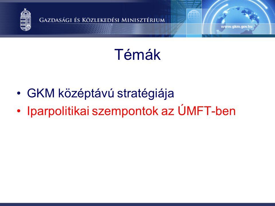 Új Magyarország Fejlesztési Terv (ÚMFT) területi vonatkozásai Elvi megalapozásban: OFK vs.