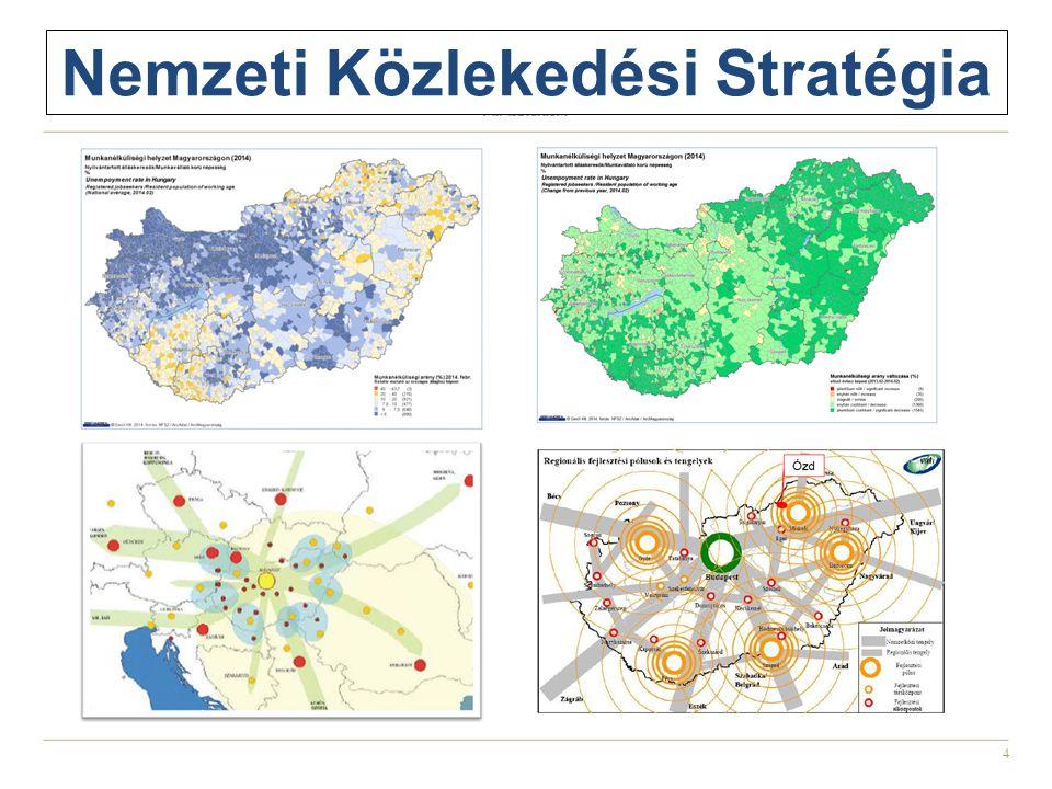 4 Nemzeti Közlekedési Stratégia