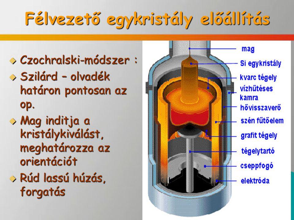 Potenciálfüggvények Szabadentalpia (Free energy, Gibbs-potenciál):  Izoterm és izobár folyamatokra (T és p a folyamat kezdetén és végén ugyanannyi)  A nyerhető maximális hasznos munka:  G =  H - T  S  Differenciális változásokra: dG = Vdp - SdT +  i dn i Szabadenergia (Helmholtz- potenciál):  Izoterm és izochor folyamatokra (T és V a folyamat kezdetén és végén ugyanannyi)  A nyerhető maximális hasznos munka:  F =  U - T  S  Differenciális változásokra: dF = -SdT - pdV +  i dn i