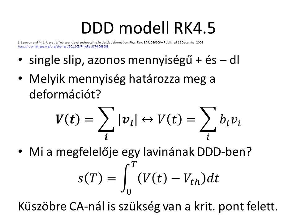 DDD modell RK4.5