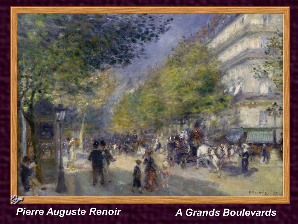 Pierre Auguste RenoirCsendélet Virágok és gyümölcs.