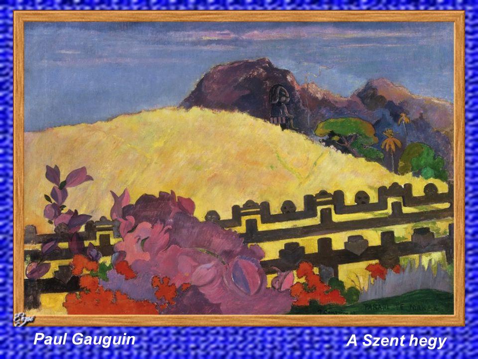 Paul Gauguin Rózsák a kosárban