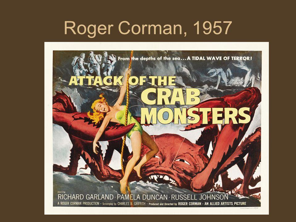 Roger Corman, 1957