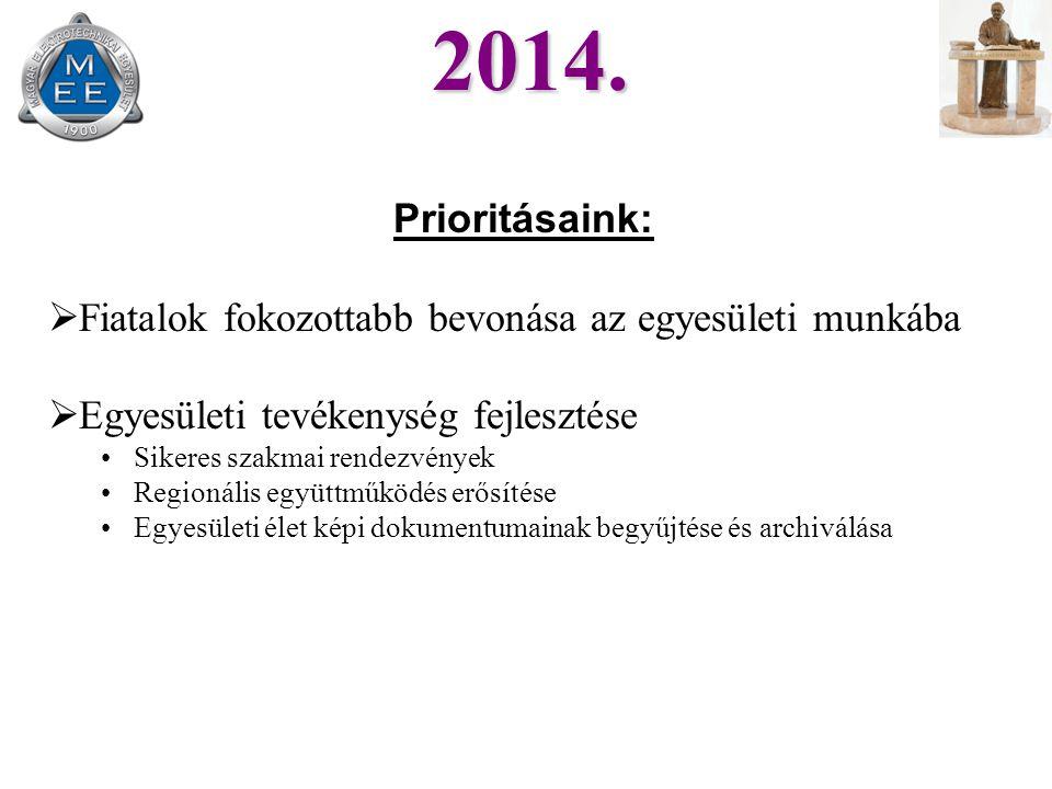2014.Jelentősebb országos rendezvények:  február 4-5.: V.