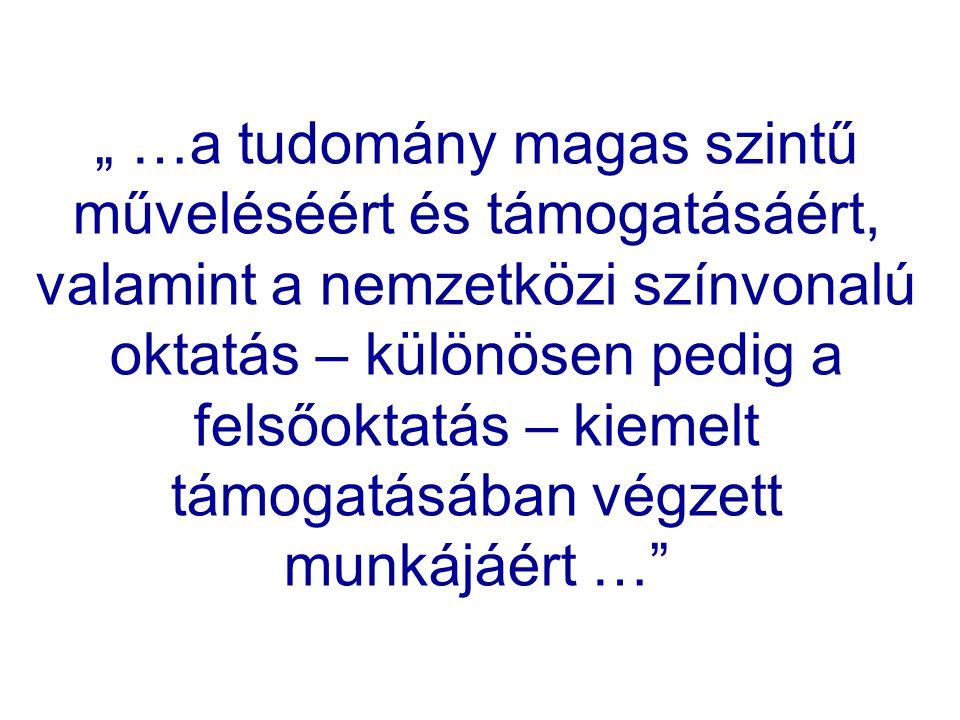 """A felsőoktatás fejlesztésének stratégiai kérdései Az érettségi teljes körűvé tétele az érettségi fejlesztése A szakképzés felemelése a felsőfokra közösségi főiskolák duális képzés A kutatóegyetemek nemzetközi versenyképességének javítása A pedagógusképzés egyetemi (és """"finn ) szintre emelése"""