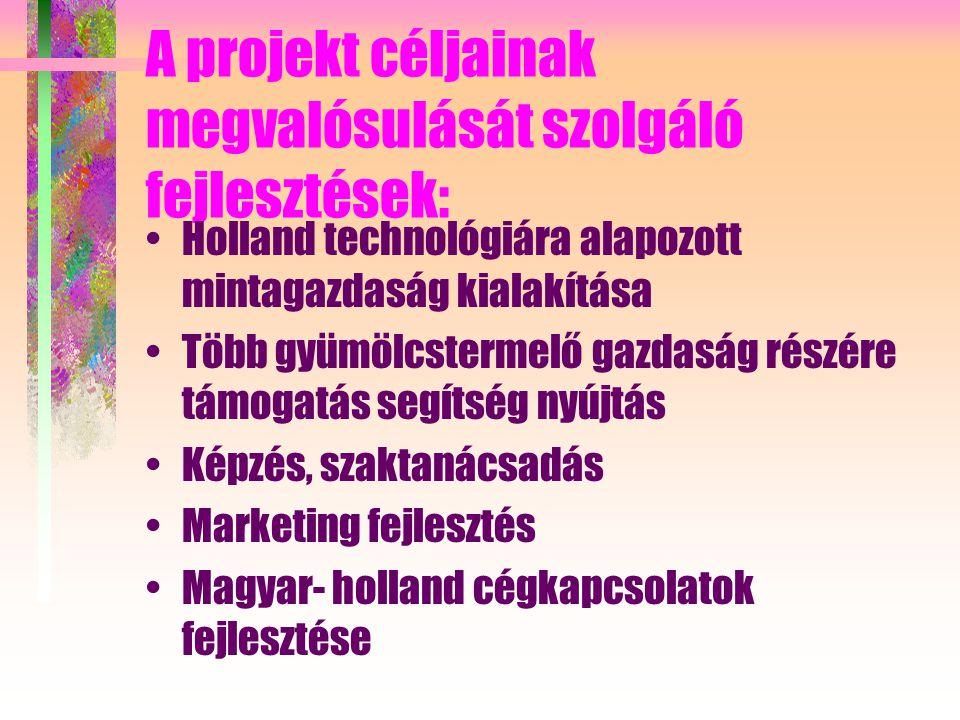 A komplex előrejelző rendszer működésének tapasztalatai Mihályka Gyula szaktanácsadó, vállalkozó