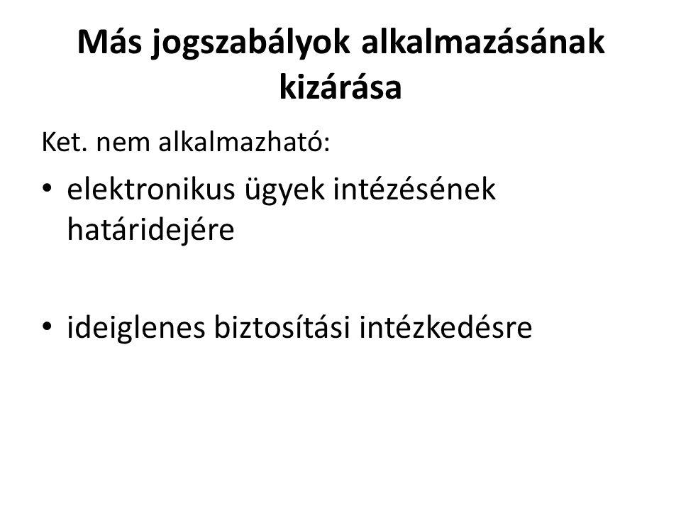 Elkülönített bűnügyi letéti számla (43.§): – Büntetés korlátlan enyhítése érdekében fizet be – Felmentő, vagy enyhébb ítélet miatti visszafizetéskor adó és köztartozásokra el lehet számolni Bármely igazolás kiállítható a külföldi adóhatóság által rendszeresített nyomtatványon (85/A.§) – Angol nyelv esetén nem kell szakfordítást csatolni Távolról nyújtható szolgáltatások – MOSS rendszer EGYEBEK