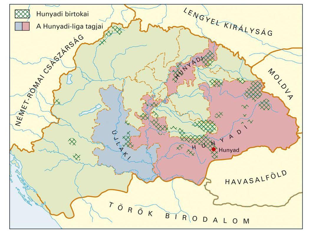 Mátyás állama: szakszerűsödő hivatalnokszervezet, növekvő adók,
