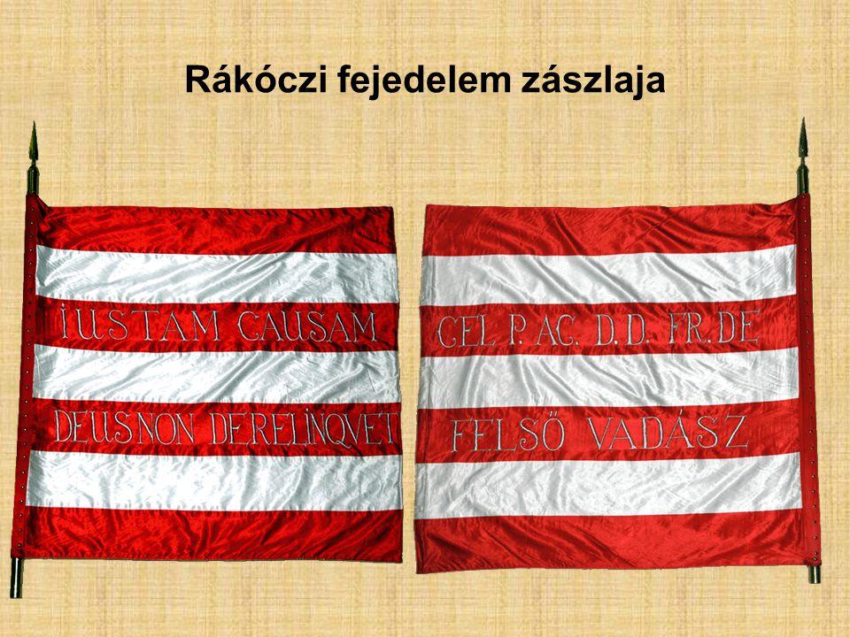 Rákóczi fejedelem zászlaja